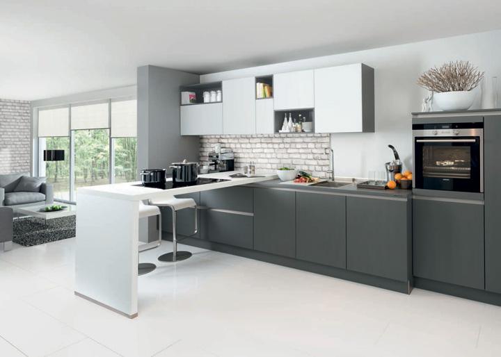 Greeploze keukens goedkope greeploze keukens bij keuken for Greeploze keuken